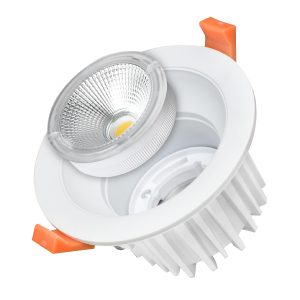 Downlight Led COB 25W Blanc neutre 4500K 2200 lm DESTOCK.