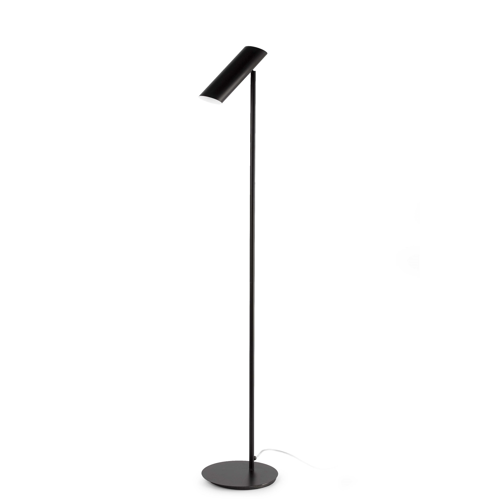 lampadaire noir design