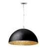 Suspension MAGMA Small Noir Or FARO 29468