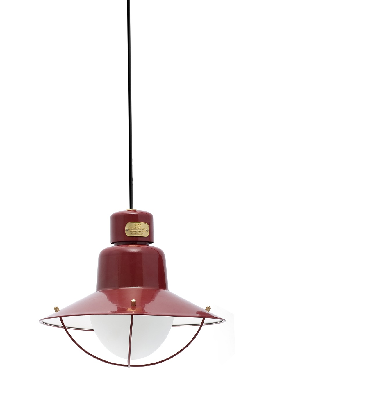 Suspension ext rieure newport faro ip33 bordeaux - Suspension florale exterieure ...