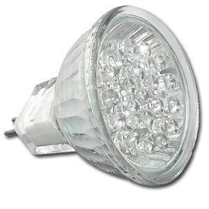Lampe Led Gu5 3 1w Blanc Froid 6400 K Paulmann