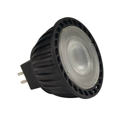 LED MR16, 4W, SMD LED, 3000K, 40°, non variable SLV