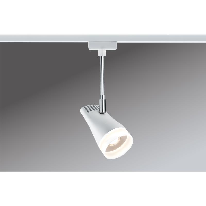 urail spot sur rail led drive blanc 5 4w paulmann 95213. Black Bedroom Furniture Sets. Home Design Ideas