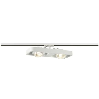 LYNAH LED, spot double, blanc, LED 32W 3000K, 24°, adaptateur rail 1 all SLV