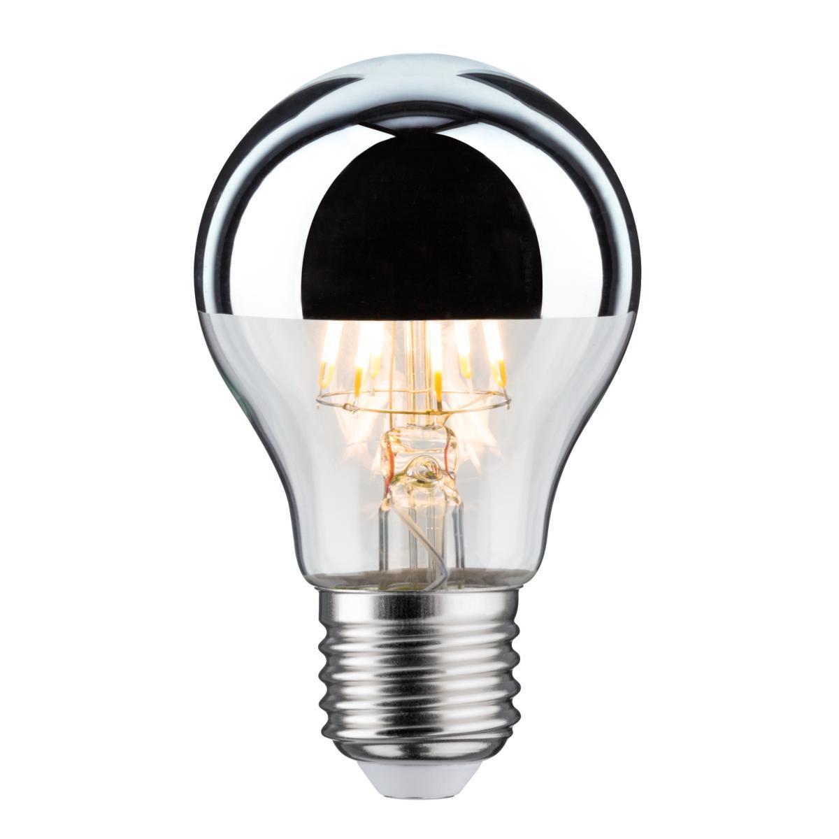 E27 Blanc 5w Led Argentée 28375 Chaud 7 Paulmann Lampe Calotte Filament lTFc3KJ1