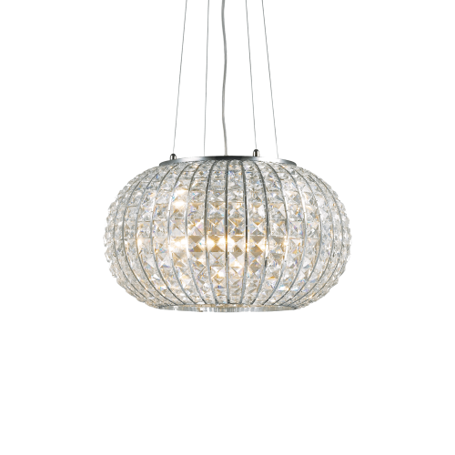 Lustre suspension Calypso Ideal Lux 044194