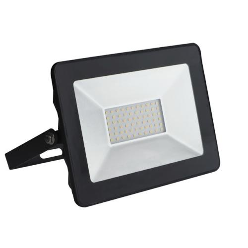 Projecteur LED 30W exterieur Noir SLIM IP65 Blanc Neutre 4000K