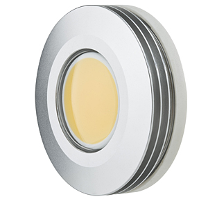 Disc LED 4W GX53 230V blc chd