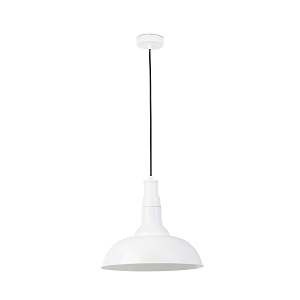 Suspension BAR Blanc FARO.