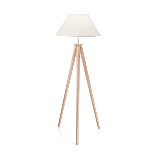 Lampadaire Tridente Ideal Lux 146317