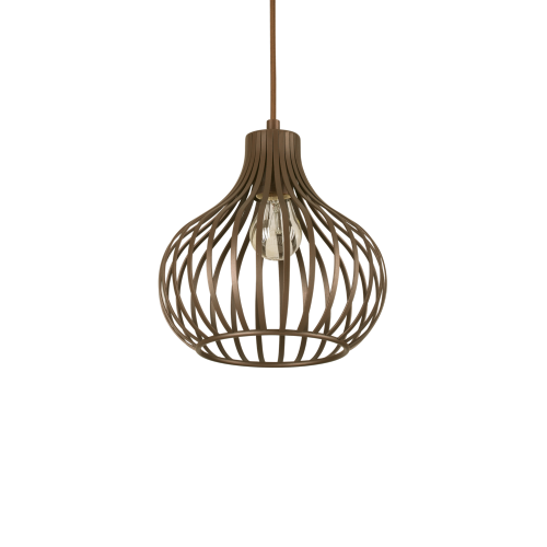 Suspension Onion Ideal Lux 205281