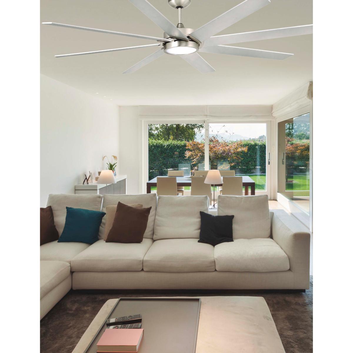 lustre ventilateur de plafond faro century led 33554. Black Bedroom Furniture Sets. Home Design Ideas