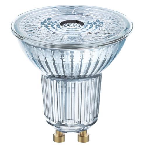 Osram Ampoule Gu10 Parathom 50 Neutre 5 Dimmable Blanc 36° 9w Adv Par16 940 Led OukZiPX