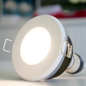 spot led salle de bain ip65 blanc 4 3w rendu 50w 36 2700k 230v osram. Black Bedroom Furniture Sets. Home Design Ideas