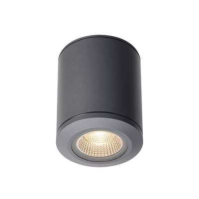 POLE PARC LED, plafonnier extérieur, anthracite, LED 28W 3000K, IP44 SLV