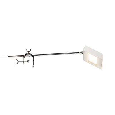 DALO DISPLAY, spot sur tige, blanc/chrome, LED 24W, 4000K SLV