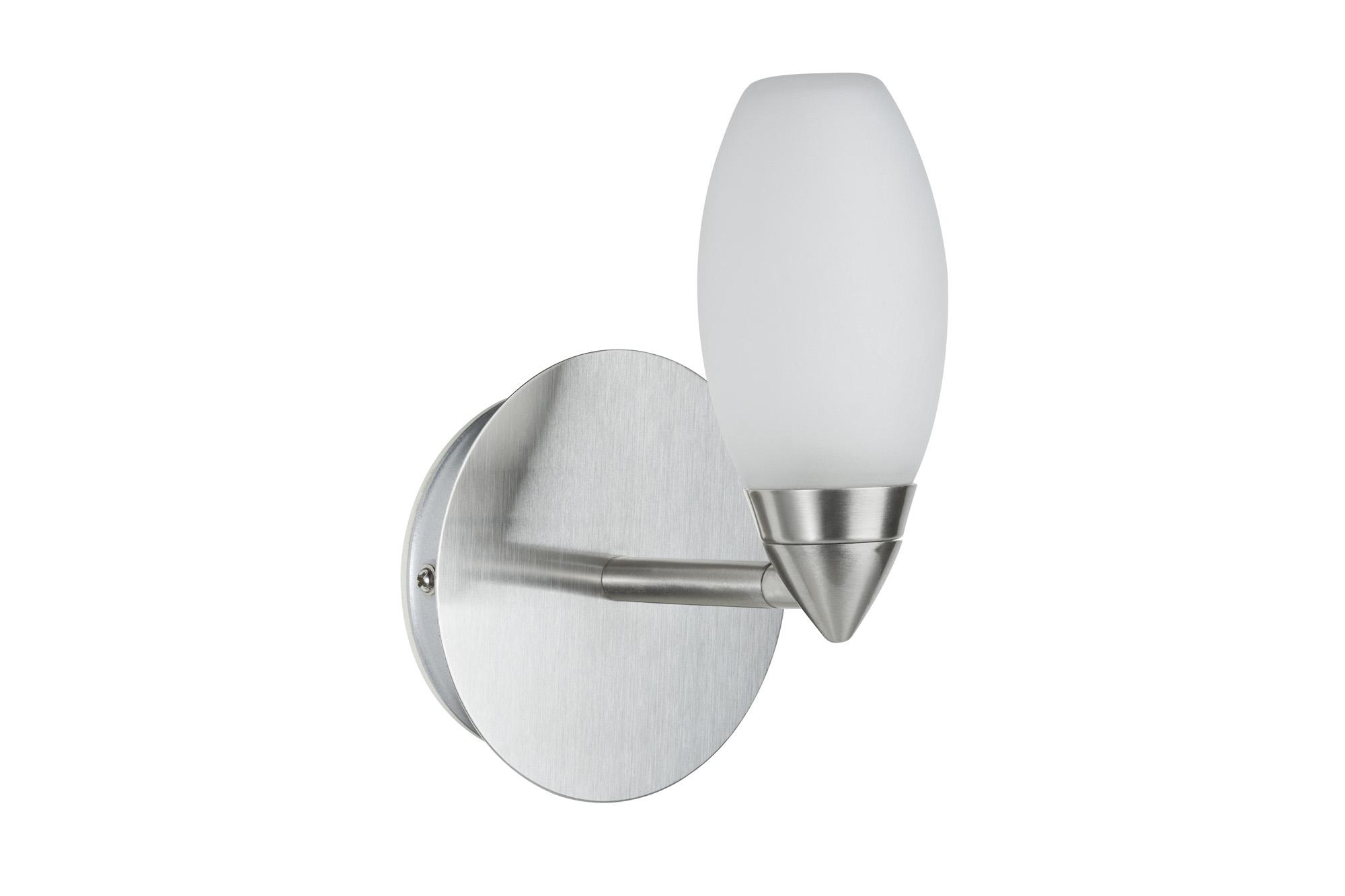 Applique salle de bain paulmann carina ip44 1x28w 230v g9 for Applique salle de bain ip44