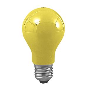 Lampe Incandescente Couleur Jaune Standard 25w E27 Paulmann