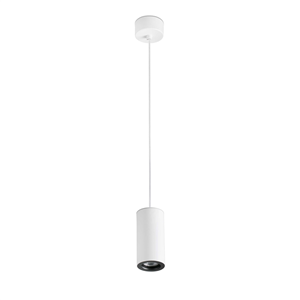 Suspension Nan FARO Blanc