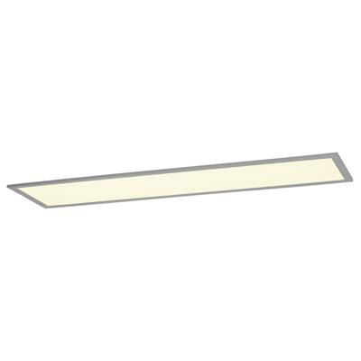 I-PENDANT PRO PREMIUM LED suspension, 1195x295mm, gris argent, 4000K SLV