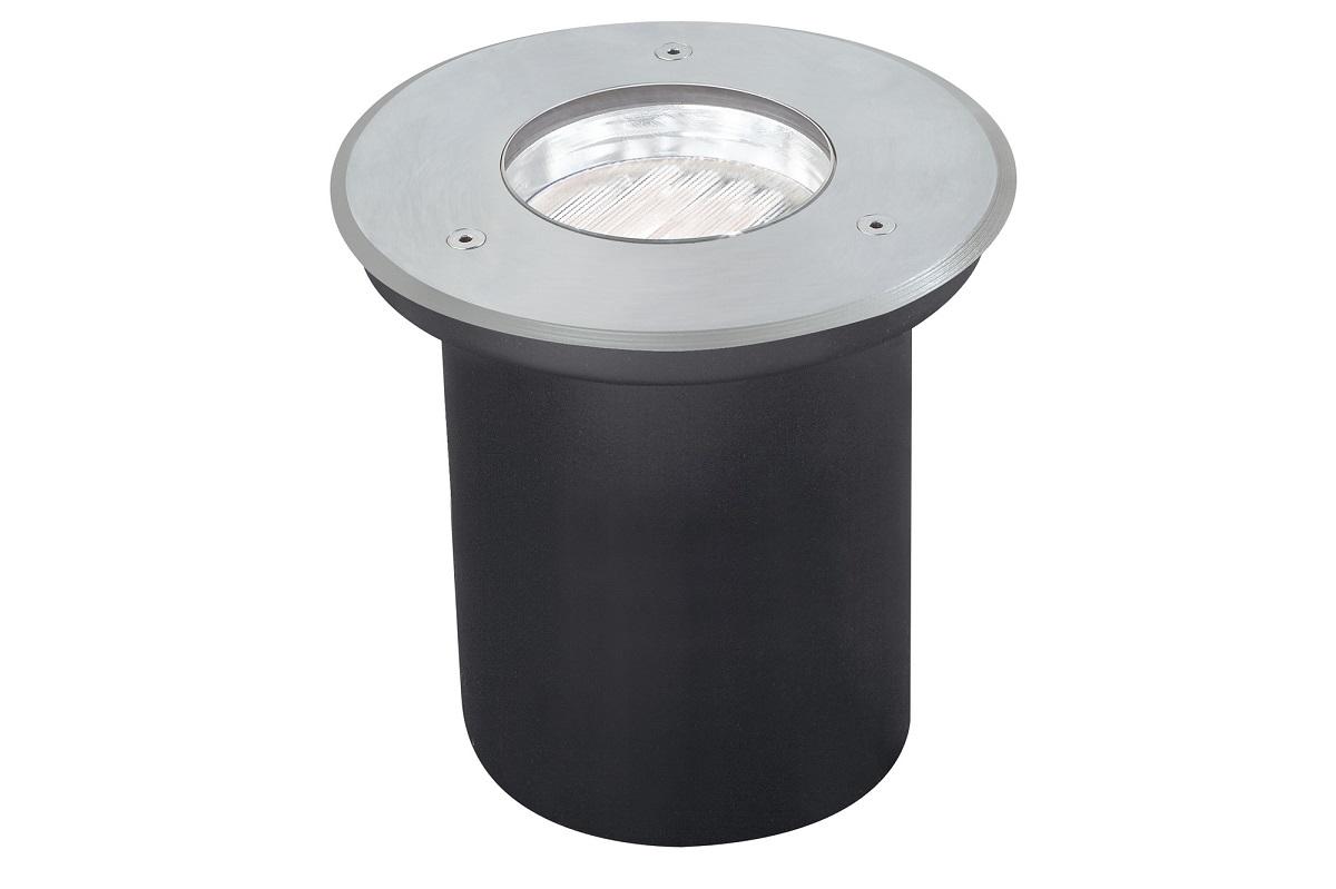 Spot encastrable ext rieur 230v acier inoxidable ip67 paulmann for Lampe exterieur encastrable