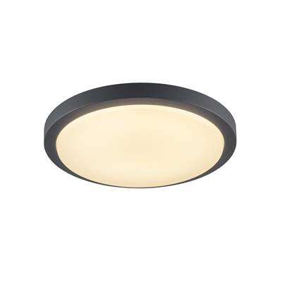 AINOS, rond, anthracite, LED 3000K SLV