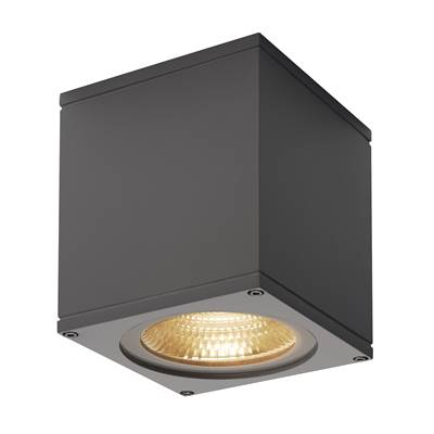 BIG THEO, plafonnier, anthracite, 21W, LED 3000K, 2000lm SLV
