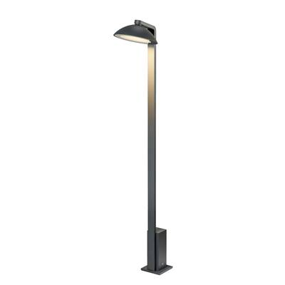 MALU borne, anthracite, LED 9,2W 3000K, IP55 SLV