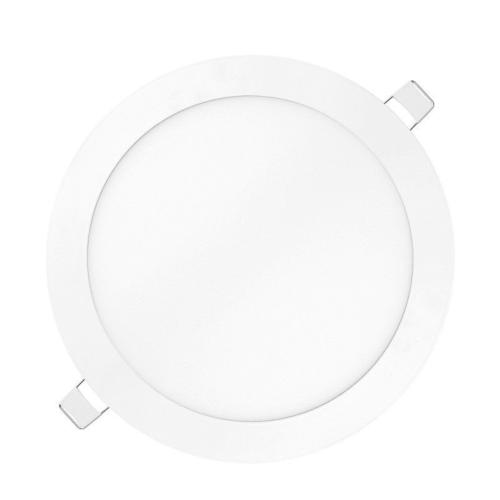 Dalle LED 18W extra-plate Ronde Downlight à encastrer 2700K