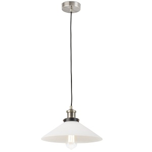 Suspension MARLIN Blanc FARO.