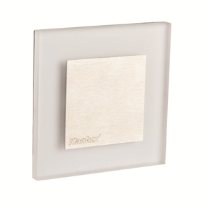 Spot encastrable mural extra plat 1.3W blanc froid 23801