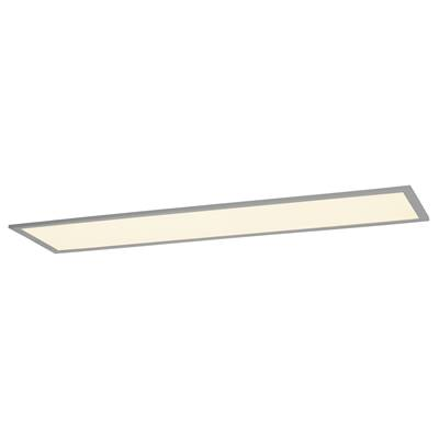 I-PENDANT PRO PREMIUM LED suspension, 1195x295mm, gris argent, 3000K SLV