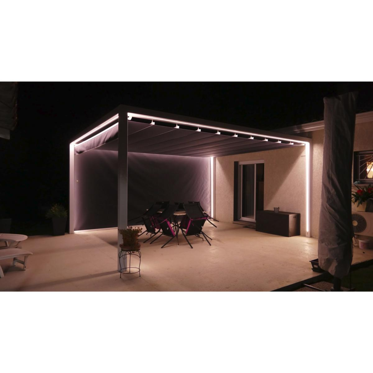 30 meilleur de luminaire exterieur pour pergola hyt4 luminaire salon. Black Bedroom Furniture Sets. Home Design Ideas