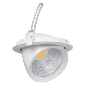 Downlight LED MCOB 30W Downlight 2100 lm 4000K KANLUX