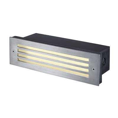 BRICK MESH, inox 316, LED, encastré, 4W LED, 3000K, IP54 SLV