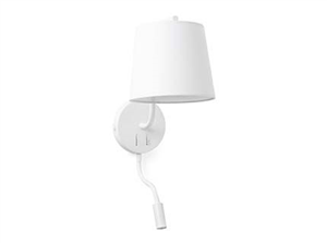 Liseuse led & applique E27 FARO Berni