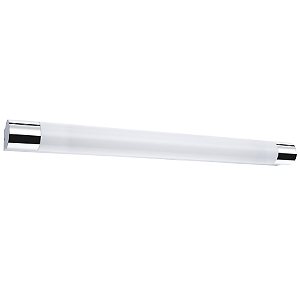 Applique Salle de Bain PAULMANN Orgon IP44 10.5W LED 230V Chrome/Blanc 70cm