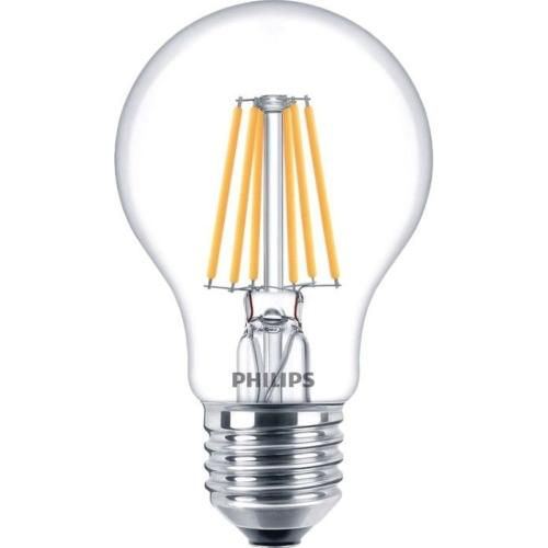 Ampoule LED Philips Classic LEDbulb 8W = 60W dimmable