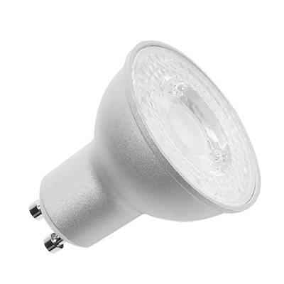 QPAR51 Retrofit LED, 7,2W, GU10, 2700K, 570lm, variable, gris argent SLV