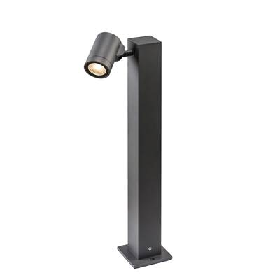 HELIA simple, borne, anthracite, LED 8W 3000K, IP55 SLV