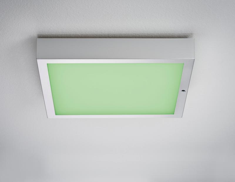 plafonnier space led panel rgbw 15 5w paulmann. Black Bedroom Furniture Sets. Home Design Ideas
