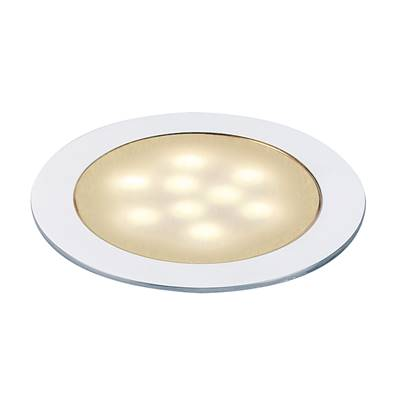 SLIM LIGHT LED encastré, alu anodisé, 0,5W, LED 3000K SLV