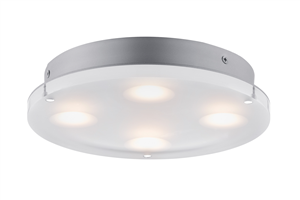 Plafonnier Minor LED Salle de Bain PAULMANN IP44 1X18W 230V