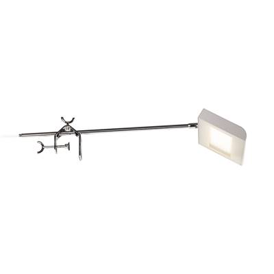 DALO DISPLAY, spot sur tige, gris argent/chrome, LED 24W, 4000K SLV