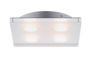 Plafonnier Minor LED Salle de Bain PAULMANN IP44 1X18W 230V