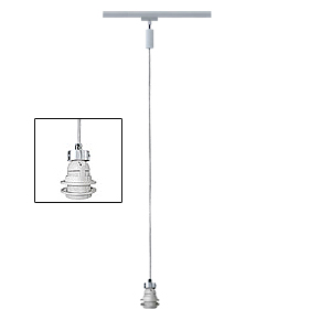 Suspension sur rail Urail LED BASIC PENDULUM E27 PAULMANN 97652