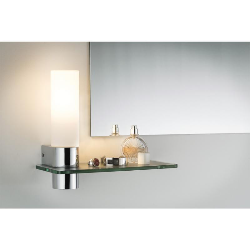 Applique salle de bain paulmann elektra ip44 1x40w 230v e14 for Appliques salle de bain ip44