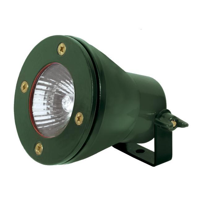 Spot waterproof 12v ip68 vert for Spot led exterieur 12v