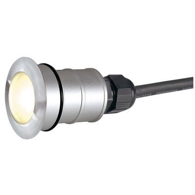 POWER TRAIL-LITE rond, inox 316, 1W LED 3000K, IP67 SLV