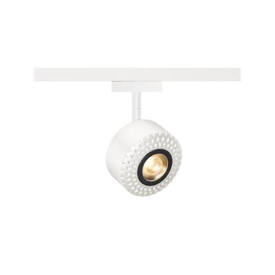 TOTHEE, spot blanc, LED 3000K, 15°, adaptateur rail 2 allumages inclus SLV
